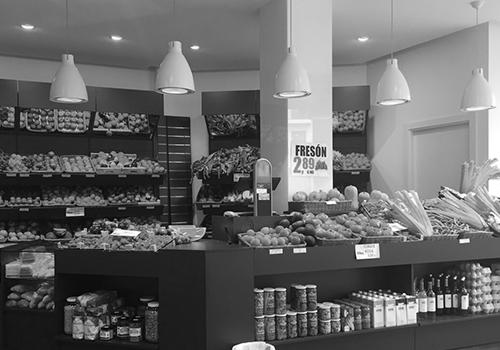 Estanterias para tiendas en Murcia