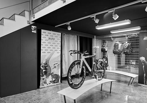 Estanterias para bicicletas en Murcia