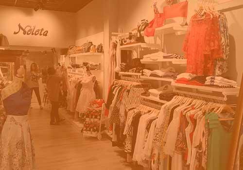 Estanterias para ropa y. moda